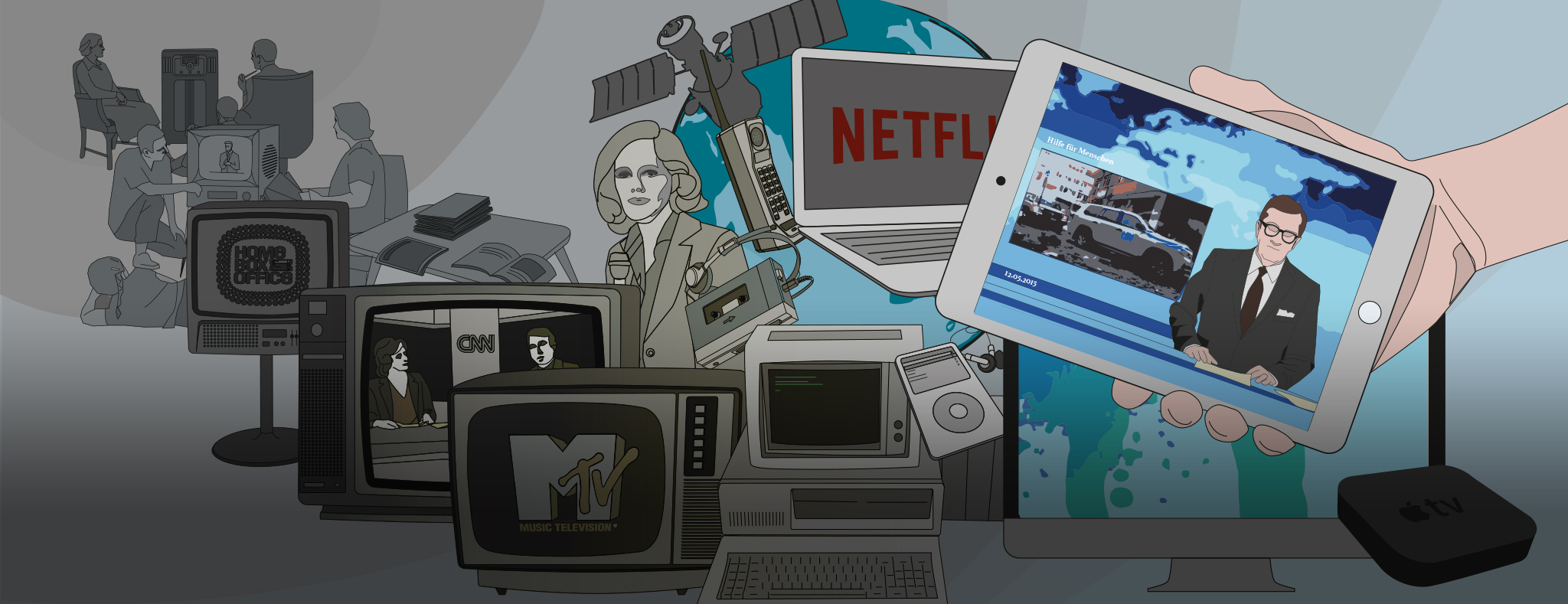 Mediacenters of the Future